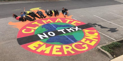 Ottawa Arts Action Training w/ Greenpeace:  How to do a Street Mural 101