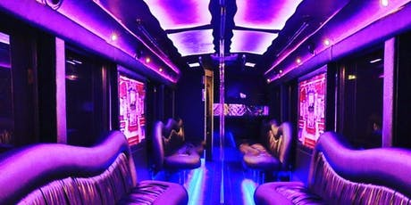 CCC PARTY BUS to MAYAN WARRIOR'S FULL ART CAR EXPERIENCE IN LOS ANGELES tickets