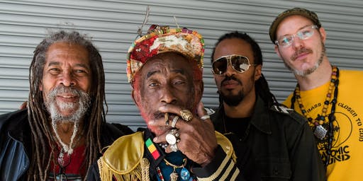 Lee Scratch Perry + Subatomic Sound System
