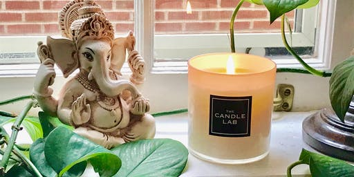 Intention Setting & Candlelit Yoga