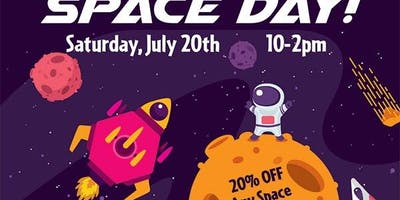 Make 'n Take a Rocket or any space item