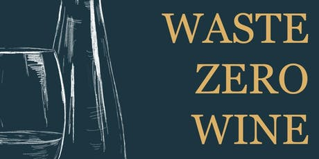 Waste Zero Wine tickets