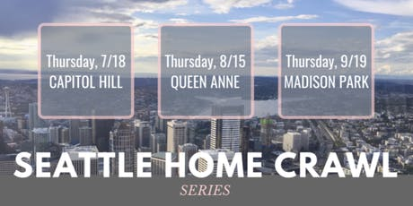 Capitol Hill Home Crawl tickets