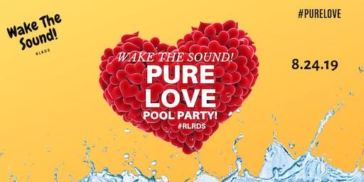 SUM SUMMA II:  Pure Love Pool Party!!