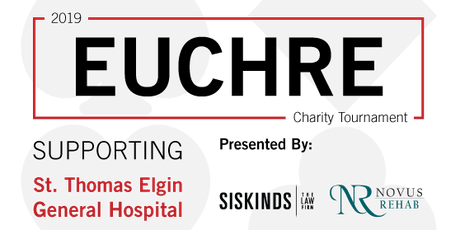 2019 Euchre Charity Tournament tickets
