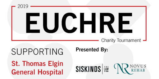 2019 Euchre Charity Tournament