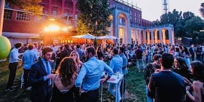 GIARDINO TRIENNALE MILANO - OPEN SPRITZ PARTY con DJ Set