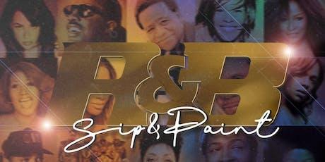 R&B SIP &PAINT tickets
