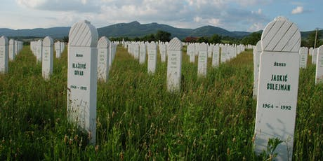 Symposium on Bosnian War Crimes at Washington University School of Law  tickets
