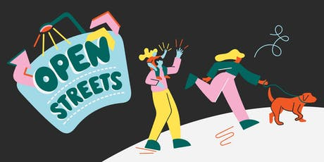 Open Streets tickets