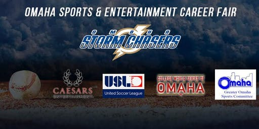 Omaha Sports & Entertainment Career Fair hosted by the Omaha Storm Chasers