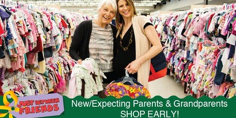 JBF Greeley New & Expecting Parents/Grandparents Presale Pass tickets