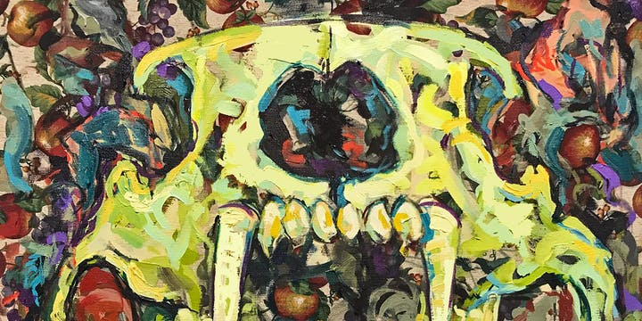 "Greenroom Art Show: Toni Ardizzone's ""Corpora"" Opening Party"