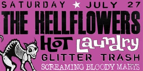 THE HELLFLOWERS at The Golden Bull tickets