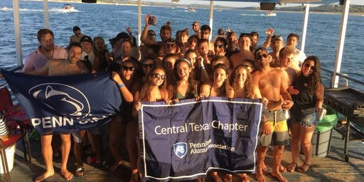 2019 Penn State Pre-Season Party Barge