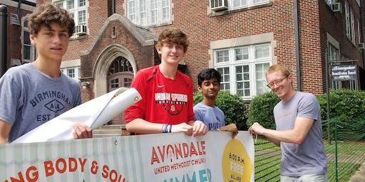 Avondale Community Cookout Shift 2