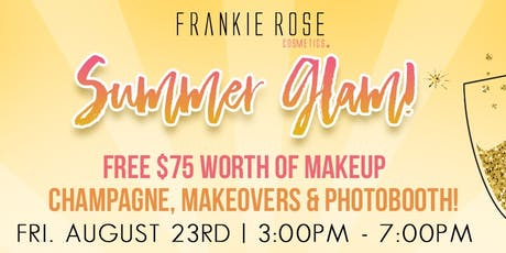 Summer Glam with Frankie Rose tickets