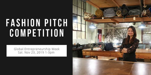 Fashion-A-Preneur Pitch Competition