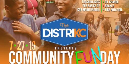 The DistriKC Presents: Community Fun Day