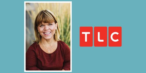 Schuler Books presents Amy Roloff, star of TLC's TV show Little People, Big World