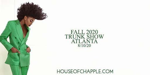 FALL PREVIEW TRUNK SHOW (ATL)