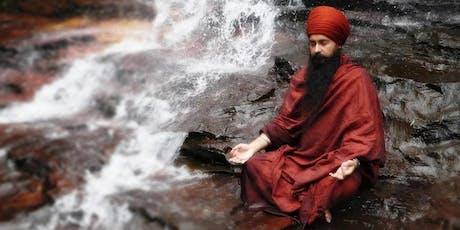 Sit, Breathe, Meditate with a Himalayan Yogi tickets