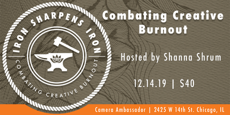 Combating Creative Burnout led by Shanna Shrum tickets