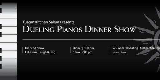 Dueling Pianos at Tuscan Kitchen, Salem NH