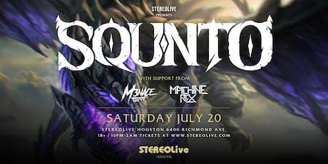 SQUNTO - Houston tickets
