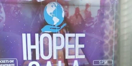 IHOPEE 1ST GALA tickets