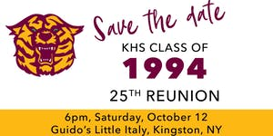 Kingston HS Class of 1994 25th Reunion