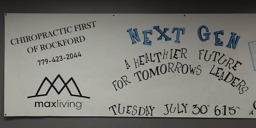 Next Gen-A Healthier Future for Tomorrow's Leaders