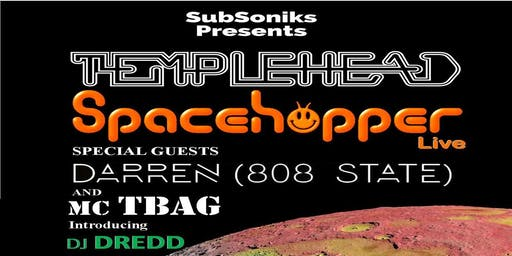 SubSoniks Presents - Red Moon Party