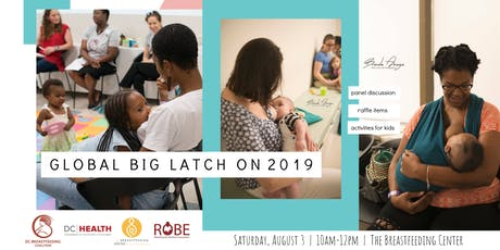 DC Breastfeeding Coalition Global Big Latch On Event tickets
