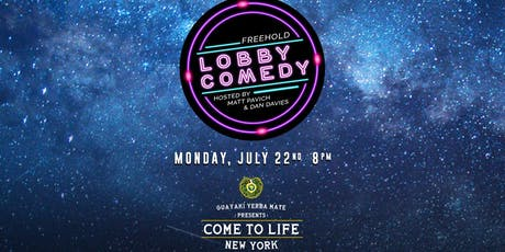 Guayaki Yerba Mate x Lobby Comedy tickets