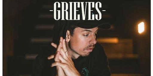 GRIEVES - Mr.Nice Guy Tour