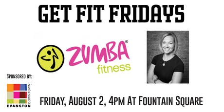 Get Fit Fridays at Zumba!  tickets