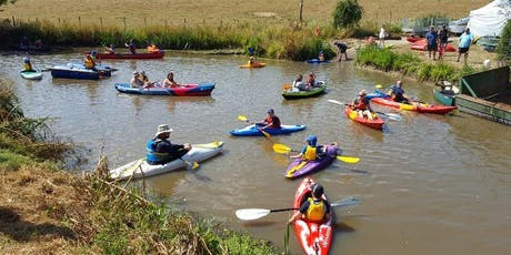 P&P Paddlesport Day - Scouts tickets