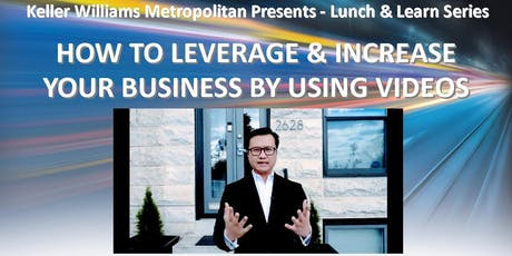 How to Leverage & Increase Your Business By Using Videos tickets