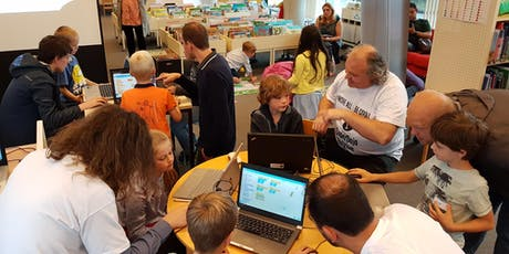 CoderDojo Kortenberg - 03/08/2019 tickets
