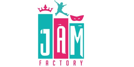 Jam Factory Parties - FREE Taster events @ Beckenham Place Mansion tickets
