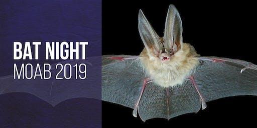Bat Night - Moab 2019