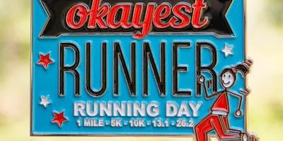 2019 The Running Day 1 M, 5K, 10K, 13.1, 26.2 - Salt Lake City