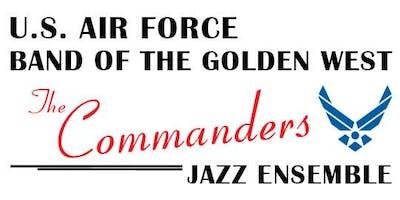 The Commanders Jazz Ensemble in Rancho Cucamonga