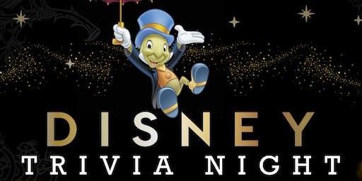 Disney Trivia Night at the Tipsy Toboggan Fall River!