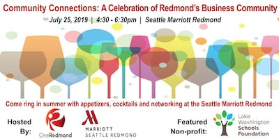 Community Connections Summer Networking