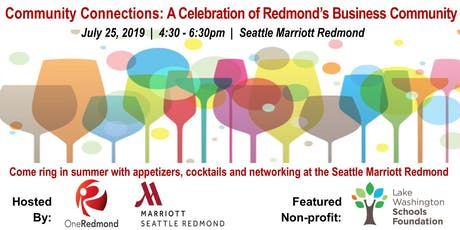 Community Connections Summer Networking tickets