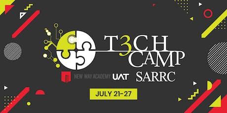 SARRC Tech Camp tickets