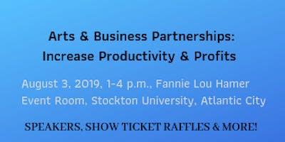 Arts and Business Partnerships: Increase Productivity and Profits