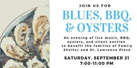 Blues, BBQ, and Oysters 2019 tickets
